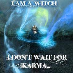 Wiccan karma pagan