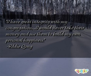 Integrity Quotes by Famous People