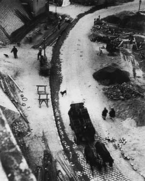 André Kertész, Avenue Junot, 1927Thanks to m3zzaluna