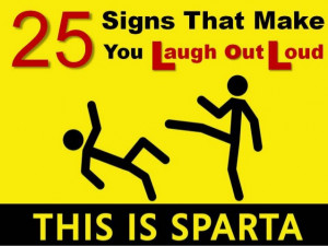 25 Signs That Make You LOL!!!