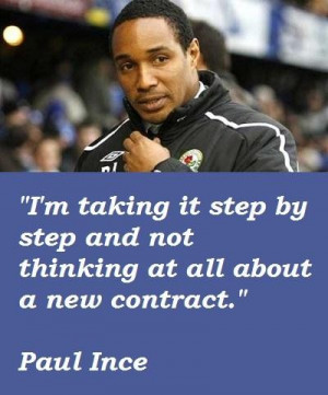 Paul ince quotes 4