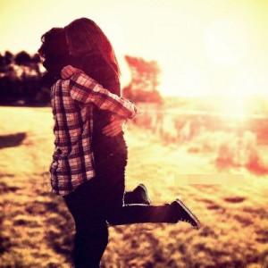 Hugs:) - love Photo