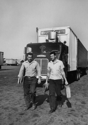 Old Truck Driver