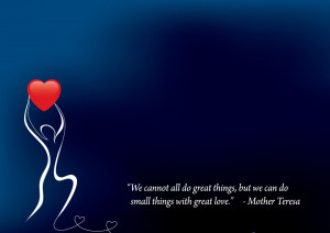 Top Favourite Mother Teresa Quotes