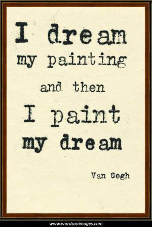 Famous art quotes...