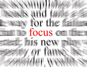 Whatever you FOCUS your attention on is where your mental, emotional ...