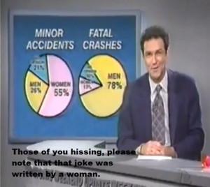 Funny Women Drivers Joke (5 pics)