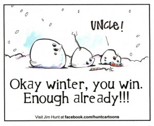 Cold Outside Jokes Love it..too cold