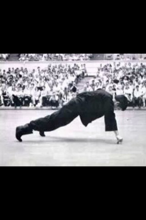 The one & only Bruce Lee