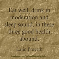 ... good health abound. - Latin Proverb #quotes healthier quotes, life