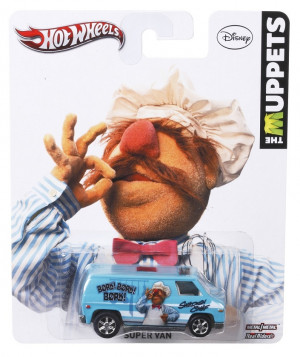 Hot Wheels | Muppets | Swedish Chef http://northdallastoyshow.wix.com ...