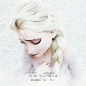 frozen queen elsa quote