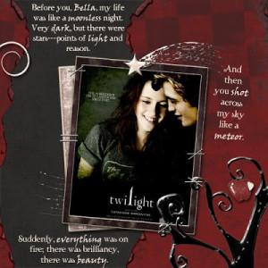 Sneak Peek of Twilight Moon!