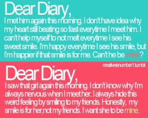 art, bad grammar, beautiful, boy, couple, cute, dear, dear diary ...