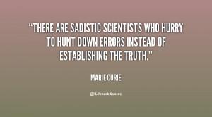 Sadistic Quotes