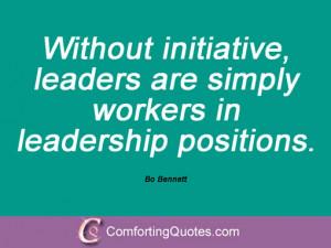 Bo Bennett Quotes