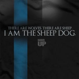 Are YOU a Sheepdog?