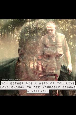 The Walking Dead Merle Dixon edit by @MRS_DARYL_DIXON on Instagram. I ...