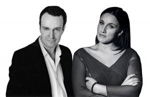 Andrew O'Hagan & Grace Dent