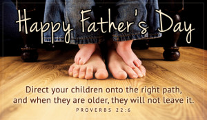 Christian Fathers Day Quotes :-