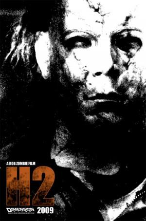 Rob Zombie Halloween Poster