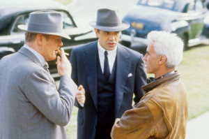 ... Nolte, Chazz Palminteri and Lee Tamahori in Mulholland Falls (1996