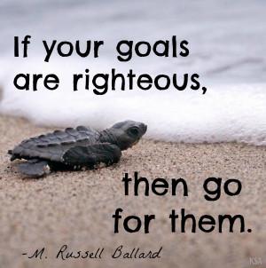 righteous-goals-m-russell-ballard