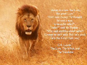 This C.S Lewis quote changed and shaped my view of God the Father.