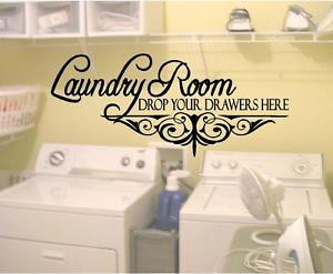 Laundry-Room-Drop-Your-Drawers-Here-Vinyl-Wall-Decals-Stickers-Quotes ...