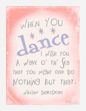 Dance Recital Quotes And Sayings
