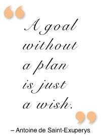 Goal Settings