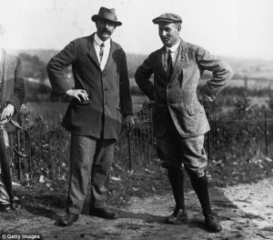 Harry Vardon the Greatest Game Ever Played
