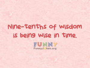 10 Wisest Quotes On Time And Wisdom To Ponder Over