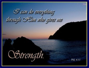 bible quotes about strength and perseverance