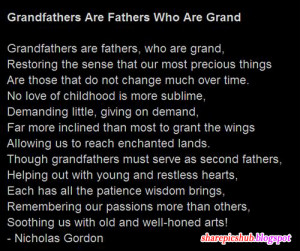 Grand Pa Quotes in English With Image | Grand Dad Quotes Pics