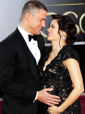 Channing Tatum Says It's Inevitable Daughter Everly Will See Magic ...