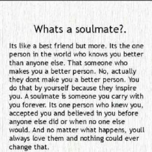 soulmate | Soulmate