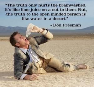 Don Freeman quote