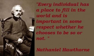 Nathaniel hawthorne quotes 5