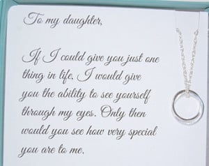 ... Daughters POEM, Birthday gift for daughter, wedding gift for daughter