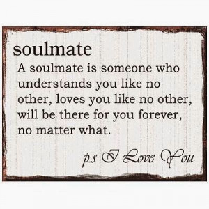 for you to complete each others purpose soul mates compliment one ...
