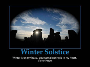 solstice pictures and quotes | inspirational quotes about winter ...
