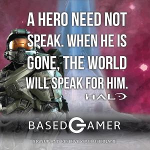 Halo Quotes