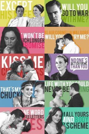 Chuck & Blair Season 6...In Love With Them