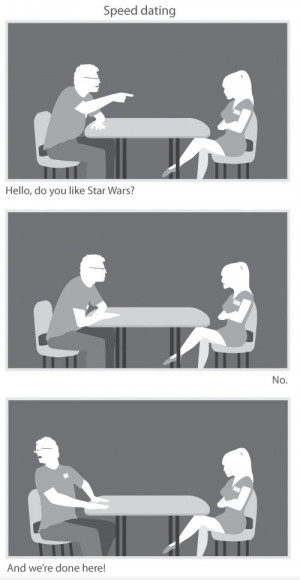 Funny photos funny speed dating star wars
