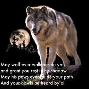 Native American Wolf Quote Pictures, Images and Photos