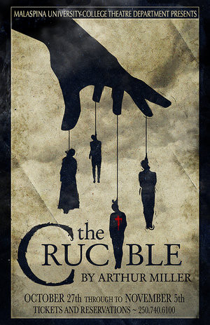 How is Arthur Miller's The Crucible a social commentary on McCarthyism ...