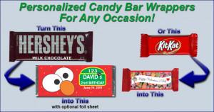 How Make Hershey Candy Bar
