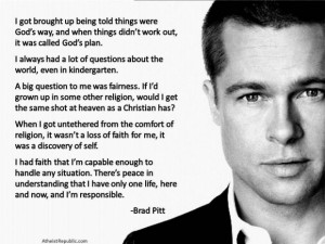 Atheist Quotes About Life