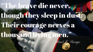 Famous Memorial Day Quotes Honor Soldiers